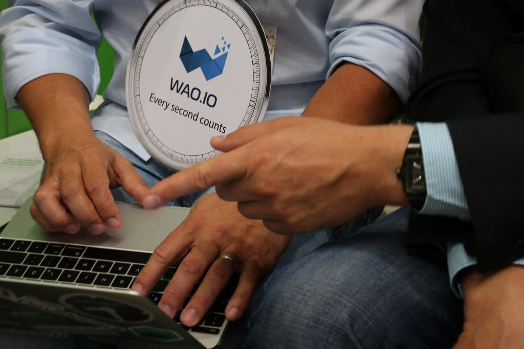 test your website with wao.io